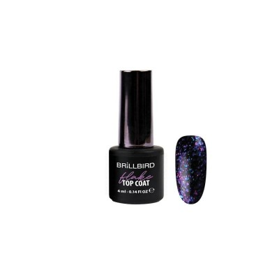 Top coat flake VIOLET
