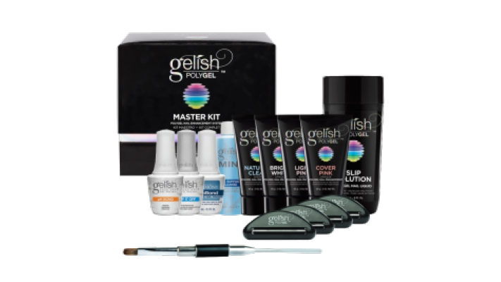 PolyGel Master kit gelish