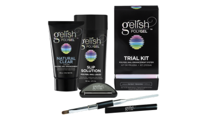 Polygel Trial Kit gelish - (Trial Kit)